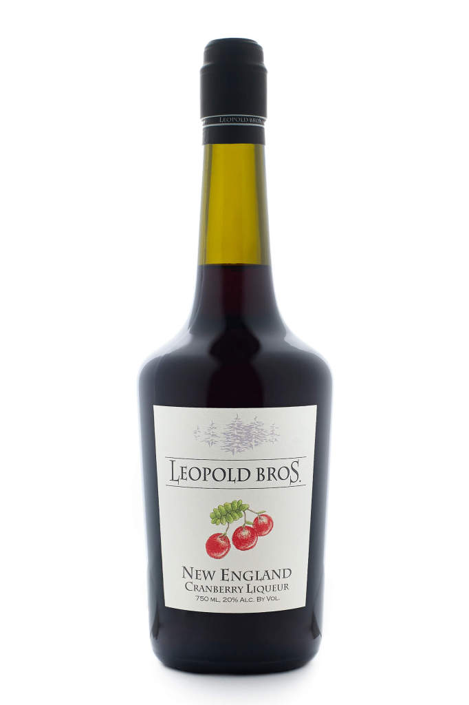 This cranberry liqueur from Denver was inspired by the founder's favorite holiday.
