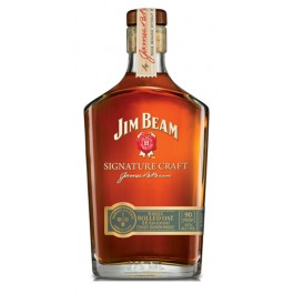 Jim Beam Signature Craft 11 Years Old Whole Rolled Oat