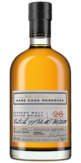 Ghosted Reserve 26 Year Old Rare Cask Reserve Single Malt Scotch Whisky