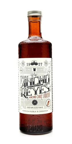 Ancho Reyes Old Fashioned