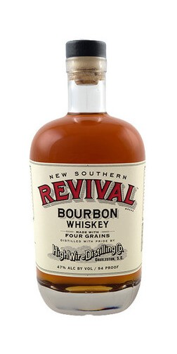 Southern Wire Company | High Wire Distilling Company New Southern Revival Brand Four Grain