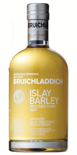 Bruichladdich Islay Barley Unpeated Islay Single Malt Scotch Whisky
