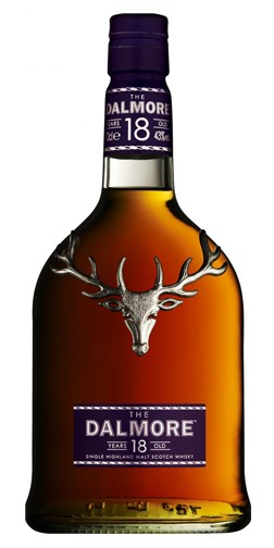 Dalmore 18 Years Old Highland Single Malt Scotch Whisky