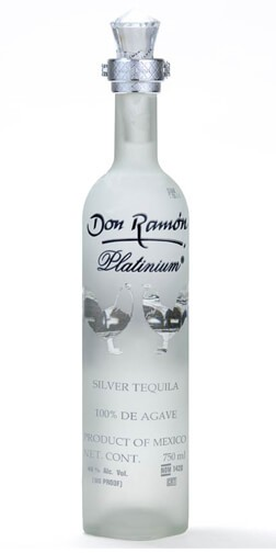 Don Ramon Silver Tequila