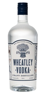 Wheatley Vodka Craft Distilled