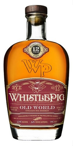 WhistlePig 12 Yrs Old World Straight Rye Whiskey Marriage