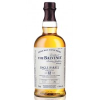 The Balvenie 12 Year Old Single Barrel Single Malt Scotch Whisky